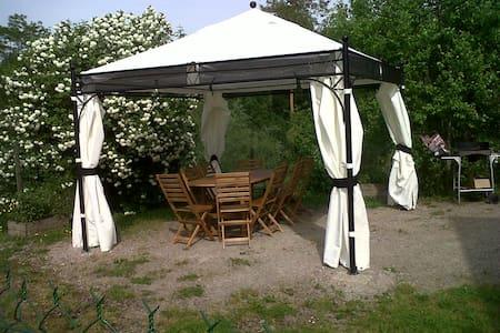 Maison agréable et fonctionnelle avec jardin - Bransat