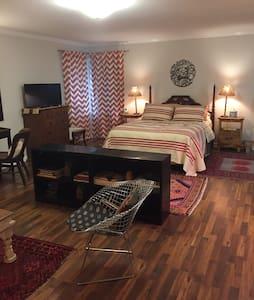 Charming Midtown Cottage - Memphis - Casa