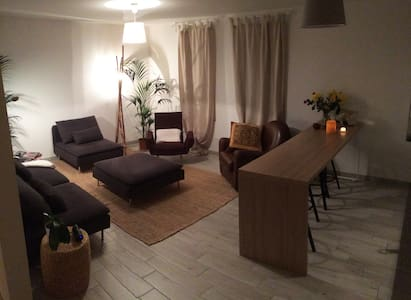 Cosy room in recent flat, 5 mins from Basel - Saint-Louis - Appartement