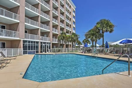1BR Gulf Shores Condo w/ Private Balcony! - Gulf Shores