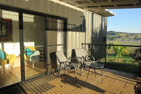 """Elvenwood""  Byron Hinterland Self Contained Cabin - Bed & Breakfast"