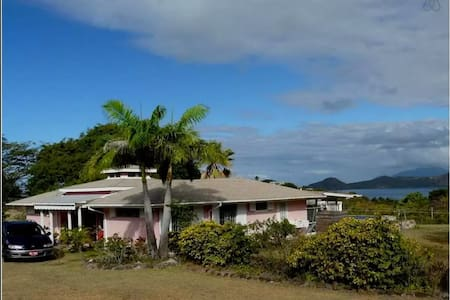 Ocean-View Villa w Pool in Nevis! - Whitehall