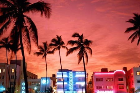 "Amazing City View ""South Beach"" - Miami Beach - Apartment"