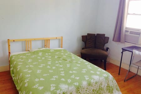 Big sunny fully furnished room
