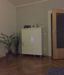 2 Zi Wohnung Nähe U1/U2 Zentral und ruhig - Munich - Appartement