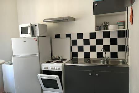 Appartement calme proche centre ville et plages - Apartament