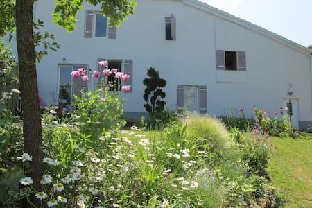 Le Jardin d'Elphe - Villeton - House
