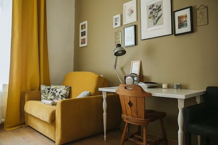 Beautiful flat in the old center - Wohnung