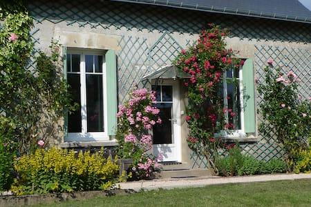 Vallée de la Loire:nature+silence+confort=gîte DUO - Pernay - Huis