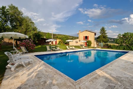 Podere Pereto - Apartment 202, sleeps 3 guests - Leilighet