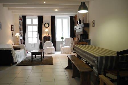 Maison typique entièrement restaurée sur le Port - Barfleur