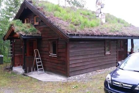 Sætren, 8 km vest for Stryn, 250moh - Stryn - Cottage