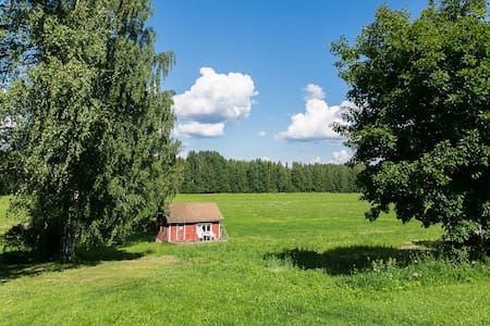 A cottage at a farm - Savonlinna - Kisház