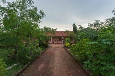 Lawrence's Villa - Mannar - Casa de camp