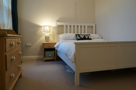 Double room in central Southsea - Portsmouth - Huis