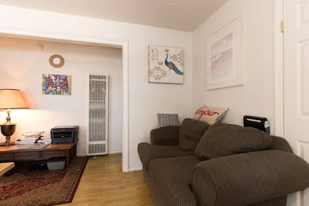 Couch in the Living Room - Gardena - Apartment