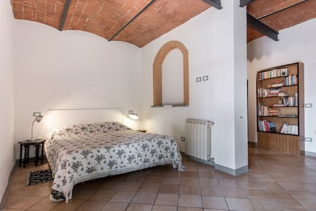 Tuscany Villa in private olive grove near Florence - Apartment