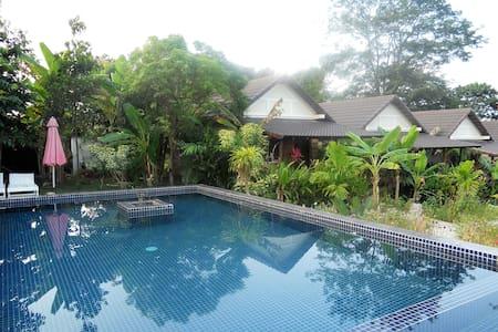 Atmaland Resort Double Bungalow - Krong Kaeb - (ukendt)