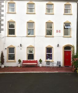 The Manor Guest House, Double room,  Fermoy, - Casa