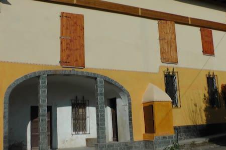 Elegante casa di campagna - Gabiano
