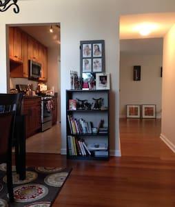 Sara's cozy apartment - Wohnung