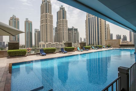 Hotel Style Comfort & Everything At Your Doorstep! - Dubai
