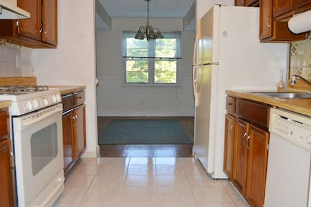 Cozy and Secure place - near Princeton - East Windsor - Lakás