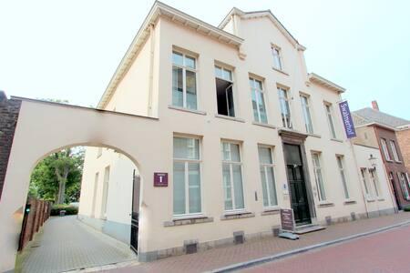 Villadelux Swalmerhof, kamer 3 - Szoba reggelivel