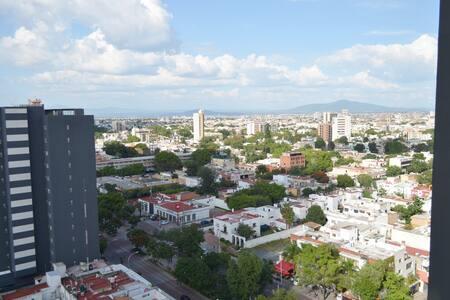 Increíble vista de Guadalajara - 瓜达拉哈拉 - 公寓