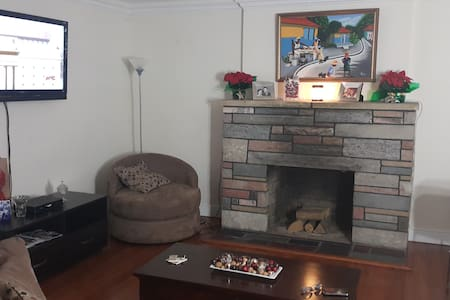 A Nice Place to stay- Fort Lee -NJ - Fort Lee - House
