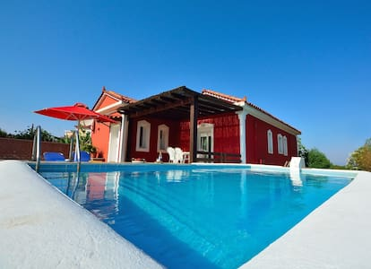 HOME...AWAY FROM HOME No1 (MOUZAKIS VILLAS) - Willa