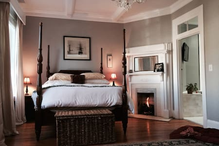 Luxury accommodation in the historic Fan district - Richmond - House