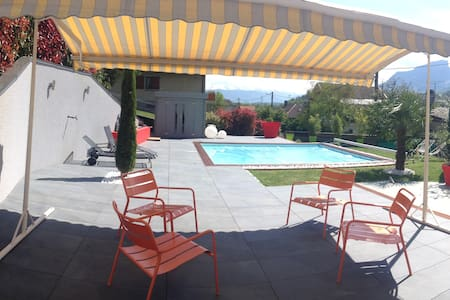 Villa rental ideally located - La Ravoire - Villa