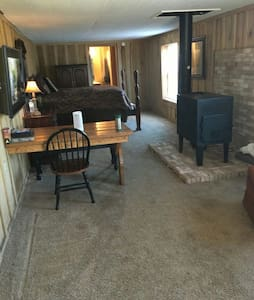 Rustic 1938 Barn Apartment - Rockville - Appartement