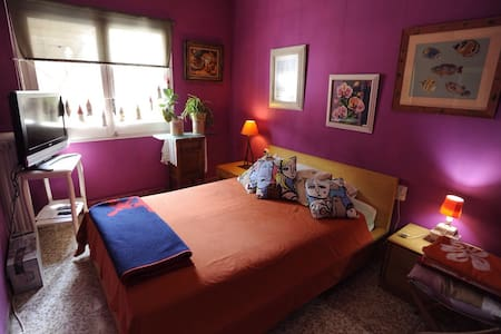 Habitaciones grandes cama doble !!! - Bed & Breakfast