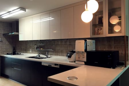 NEW [ Single or Twin room ] in Gangnam - Seocho-gu - Apartment