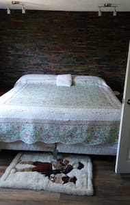 Casa Campo, comoda y tranquila - Curico