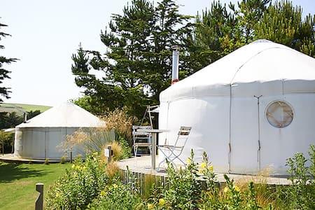 Traditional Yurt - Yourte