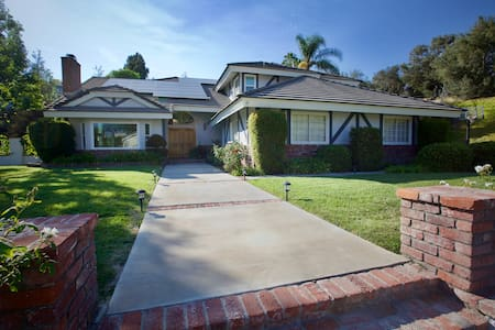 Spacious, Centrally-Located Kid-Friendly Pool Home - House