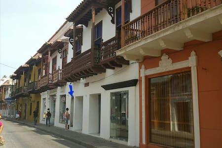 Apartamento calle la moneda 4 pax - Cartagena