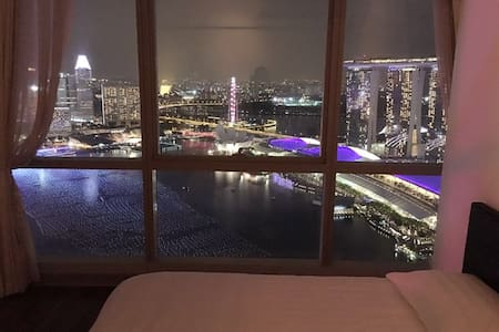 Marina Bay View Master Room B - Condominium