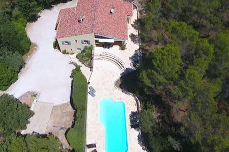 La Santoline,  5 pieces+ piscine proche Aix en Pce - Venelles