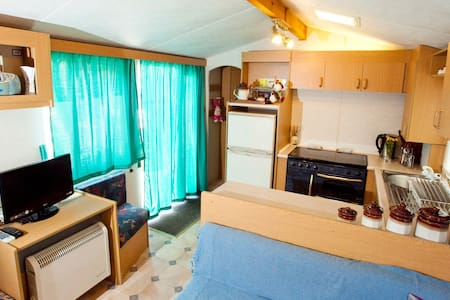 Mobile Home Just 100m From The Beach. - Other