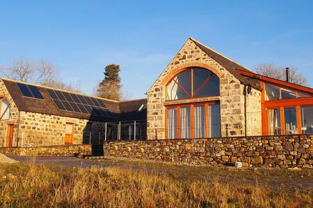 A Scottish home: The Old Steading - Milltown of Rothiemay - Huis