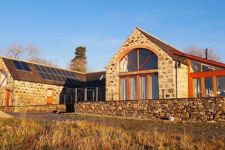 A Scottish home: The Old Steading - Milltown of Rothiemay - House