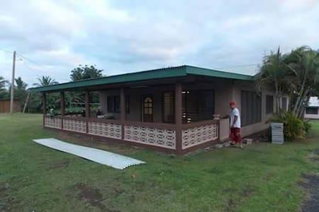 Lopa Residence - Vailoa - Casa