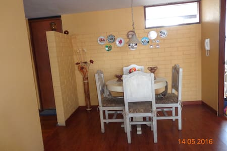 B&B for female - Quito best place - Quito - Bed & Breakfast