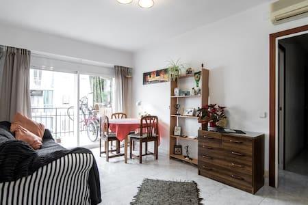Habitación Triple/18min de la playa - Sant Adrià de Besòs - Apartment