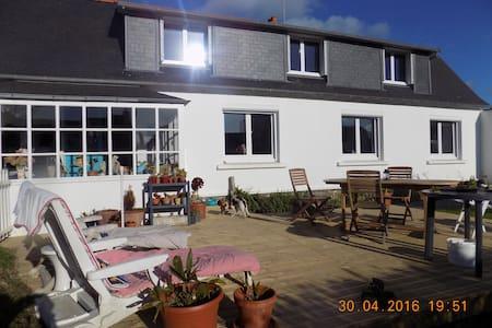 Location saisonnière Bretagne,Finistère,Locquirec - House