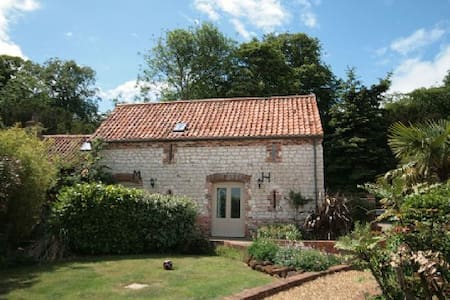 Converted barn in quiet village - Norfolk - Casa